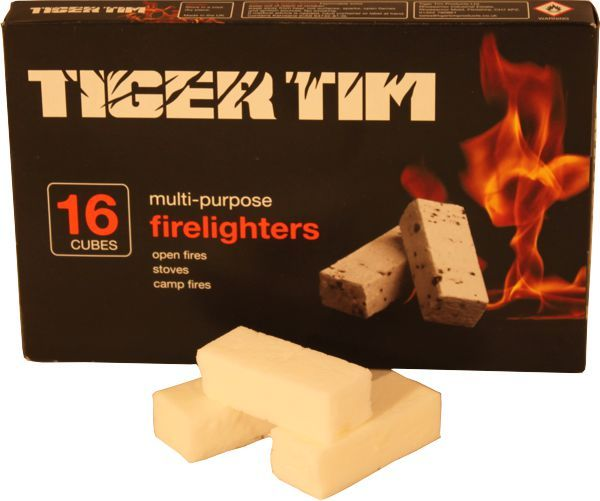TIGER TIM SINGLE BLOCK LIGHTER - Breaks into 16 pcs